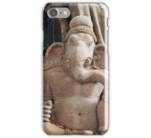 Ganesh in the Terracotta Museum in Chiang Mai iPhone Case/Skin
