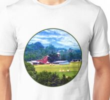 Farm in the Distance Unisex T-Shirt