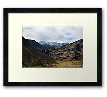 Kerry spring Framed Print