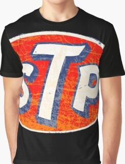 STP oil additives vintage Graphic T-Shirt