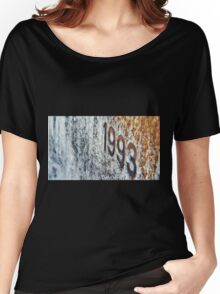 The Truth Of 1993 - Who Pulled The Strings Women's Relaxed Fit T-Shirt