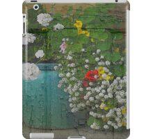 Yachats Oregon - Container Gardening iPad Case/Skin
