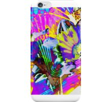 Daffodil trumpets call the beat iPhone Case/Skin