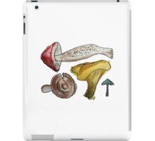 Mushroom Tetris iPad Case/Skin