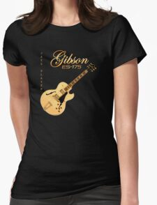 Gibson ES 175 Jazz Player Womens Fitted T-Shirt