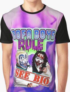 Bofa Boys All Over Print Graphic T-Shirt