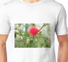Bottle Brush Burst Unisex T-Shirt