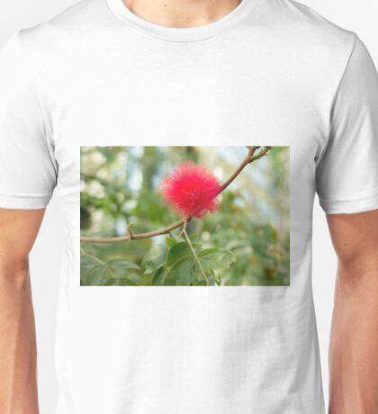Bottle Brush Burst Unisex T-Shirt
