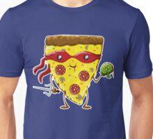 pizza turtle Unisex T-Shirt