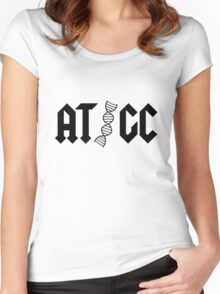 AT/GC Women's Fitted Scoop T-Shirt
