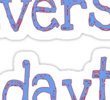 University of Dayton Sticker Sticker