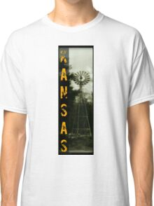 Ask Kansas Classic T-Shirt