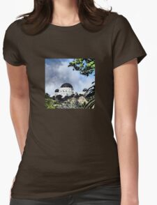 The Observatory Womens Fitted T-Shirt