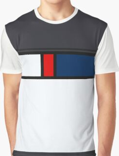 Zip Disc Graphic T-Shirt