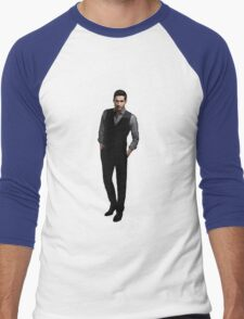 Tom Ellis - Lucifer Men's Baseball ¾ T-Shirt