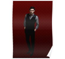 Tom Ellis - Lucifer Poster