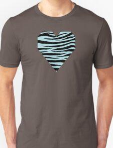 0549 Powder Blue Tiger T-Shirt
