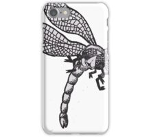 Graphic Dragonfly iPhone Case/Skin