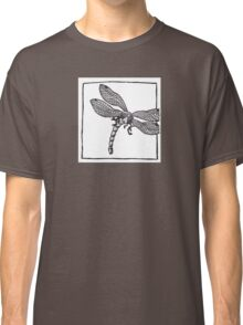 Graphic Dragonfly Classic T-Shirt
