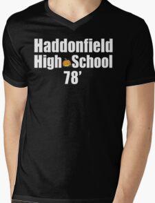 Haddonfield High School Mens V-Neck T-Shirt