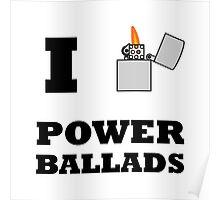 Lighter Ballads Poster