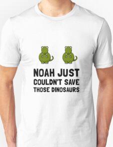 Noah Dinosaurs T-Shirt