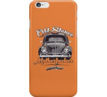 Old Stance Motherfucker iPhone Case/Skin