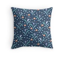 Pretty Lilly  Throw Pillow