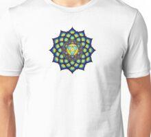 Flower Of Life Merkaba Unisex T-Shirt