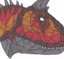 Carnotaurus (Young) Sticker