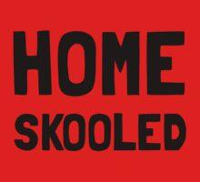Home Skooled One Piece - Short Sleeve