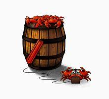 Crabs in a Barrel Unisex T-Shirt