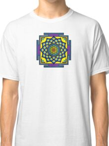 Flower of Life Mandala Classic T-Shirt