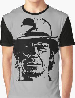 Harmonica Graphic T-Shirt