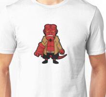 Chibi boy -white- Unisex T-Shirt