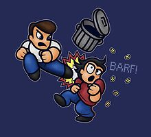 River City Ransom Barf by likelikes
