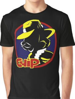 Chip Tracy Graphic T-Shirt