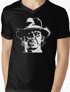 Harmonica Mens V-Neck T-Shirt