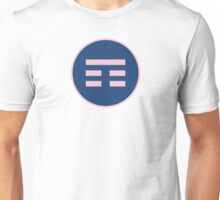 I Ching Mountain Trigram ( Gen ) Unisex T-Shirt