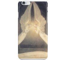 William Blake The Angel iPhone Case/Skin