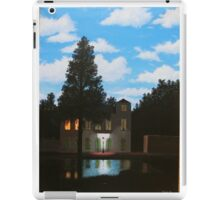 Empire of Light - Magritte iPad Case/Skin