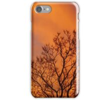 Setting Sun #2 iPhone Case/Skin