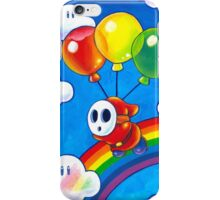 Flight of the Sky Guy iPhone Case/Skin