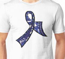 ALS Ribbon Unisex T-Shirt