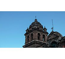 Plaza de Armas Photographic Print