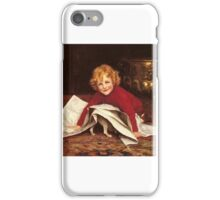 William Henry Gore - Playmates iPhone Case/Skin