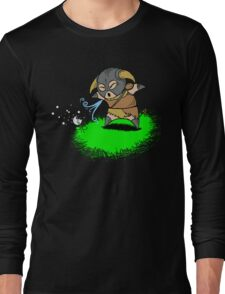 Lil' Dovah Long Sleeve T-Shirt