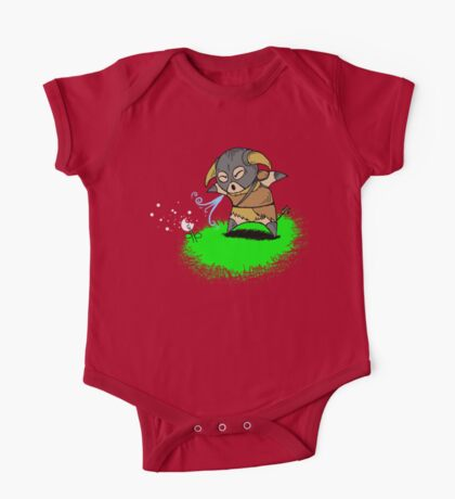 Lil' Dovah One Piece - Short Sleeve