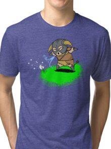 Lil' Dovah Tri-blend T-Shirt