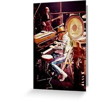 Keith Emerson Greeting Card